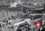 Image of United States Maritime Services Trainees Avalon Santa Catalina Island California USA, 1944, second 1 stock footage video 65675039408