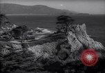 Image of coastline of Monterey Bay California United States USA, 1940, second 9 stock footage video 65675039409