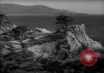 Image of coastline of Monterey Bay California United States USA, 1940, second 10 stock footage video 65675039409