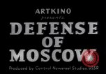 Image of munitions plant Moscow Russia Soviet Union, 1941, second 4 stock footage video 65675039418