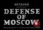 Image of munitions plant Moscow Russia Soviet Union, 1941, second 6 stock footage video 65675039418