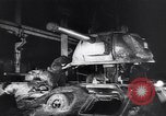 Image of camouflaged armored train Moscow Russia Soviet Union, 1941, second 12 stock footage video 65675039419