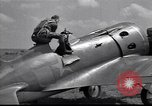 Image of Russian pilot Moscow Russia Soviet Union, 1941, second 9 stock footage video 65675039435