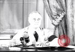 Image of Franklin D Roosevelt Washington DC USA, 1941, second 1 stock footage video 65675039446