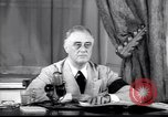 Image of Franklin D Roosevelt Washington DC USA, 1941, second 3 stock footage video 65675039446