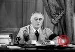 Image of Franklin D Roosevelt Washington DC USA, 1941, second 4 stock footage video 65675039447