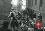 Image of San Fermin Festival Running of the Bulls Pamplona Spain, 1959, second 6 stock footage video 65675039451