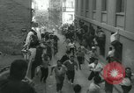 Image of San Fermin Festival Running of the Bulls Pamplona Spain, 1959, second 8 stock footage video 65675039451