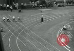 Image of United States-Soviet Track Meet Philadelphia Pennsylvania USA, 1959, second 8 stock footage video 65675039452