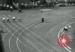 Image of United States-Soviet Track Meet Philadelphia Pennsylvania USA, 1959, second 9 stock footage video 65675039452