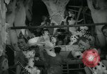 Image of preparation for Carnival of Viareggio Italy, 1960, second 9 stock footage video 65675039455