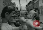 Image of preparation for Carnival of Viareggio Italy, 1960, second 12 stock footage video 65675039455