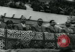 Image of President Gamal Abdel Nasser Cairo Egypt, 1960, second 7 stock footage video 65675039458