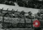 Image of President Gamal Abdel Nasser Cairo Egypt, 1960, second 8 stock footage video 65675039458