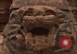 Image of Aztec sculpture Mexico, 1975, second 3 stock footage video 65675039460