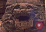 Image of Aztec sculpture Mexico, 1975, second 4 stock footage video 65675039460