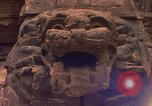 Image of Aztec sculpture Mexico, 1975, second 6 stock footage video 65675039460