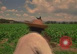 Image of farmer Mexico, 1975, second 3 stock footage video 65675039461