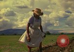 Image of farmer Mexico, 1975, second 2 stock footage video 65675039462