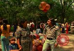 Image of amusement park Mexico City Mexico, 1975, second 7 stock footage video 65675039463