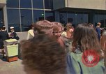 Image of Delgates arrive at Woman's Year Conference Mexico City Mexico, 1975, second 2 stock footage video 65675039465