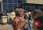 Image of Delgates arrive at Woman's Year Conference Mexico City Mexico, 1975, second 3 stock footage video 65675039465