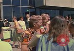 Image of Delgates arrive at Woman's Year Conference Mexico City Mexico, 1975, second 4 stock footage video 65675039465