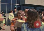 Image of Delgates arrive at Woman's Year Conference Mexico City Mexico, 1975, second 5 stock footage video 65675039465