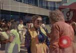Image of Delgates arrive at Woman's Year Conference Mexico City Mexico, 1975, second 7 stock footage video 65675039465