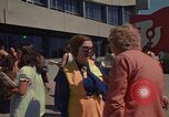 Image of Delgates arrive at Woman's Year Conference Mexico City Mexico, 1975, second 11 stock footage video 65675039465
