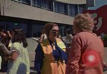 Image of Delgates arrive at Woman's Year Conference Mexico City Mexico, 1975, second 12 stock footage video 65675039465