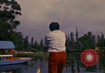 Image of Floating Gardens of Xochimilco Mexico City Mexico, 1975, second 4 stock footage video 65675039468