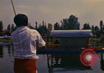 Image of Floating Gardens of Xochimilco Mexico City Mexico, 1975, second 7 stock footage video 65675039468