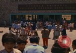 Image of students Mexico City Mexico, 1975, second 5 stock footage video 65675039471