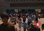 Image of students Mexico City Mexico, 1975, second 7 stock footage video 65675039471