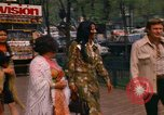 Image of 'International Year of the Woman' delegates Mexico City Mexico, 1975, second 8 stock footage video 65675039472