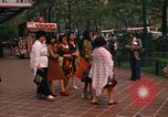 Image of 'International Year of the Woman' delegates Mexico City Mexico, 1975, second 10 stock footage video 65675039472