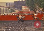 Image of women's riding team Mexico City Mexico, 1975, second 8 stock footage video 65675039478