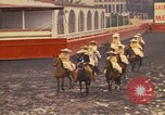 Image of women's riding team Mexico City Mexico, 1975, second 12 stock footage video 65675039478