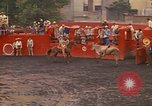 Image of horse rider Mexico City Mexico, 1975, second 2 stock footage video 65675039480