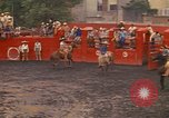 Image of horse rider Mexico City Mexico, 1975, second 3 stock footage video 65675039480