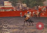 Image of horse rider Mexico City Mexico, 1975, second 8 stock footage video 65675039480