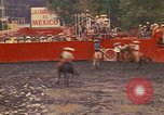 Image of horse rider Mexico City Mexico, 1975, second 9 stock footage video 65675039480