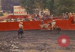 Image of horse rider Mexico City Mexico, 1975, second 10 stock footage video 65675039480