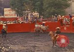 Image of horse rider Mexico City Mexico, 1975, second 12 stock footage video 65675039480