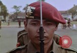 Image of Tjakrabirawa palace guard Jakarta Indonesia, 1964, second 5 stock footage video 65675039484