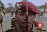 Image of Tjakrabirawa palace guard Jakarta Indonesia, 1964, second 7 stock footage video 65675039484