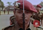 Image of Tjakrabirawa palace guard Jakarta Indonesia, 1964, second 12 stock footage video 65675039484