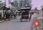 Image of Batjeks Jakarta Indonesia, 1964, second 3 stock footage video 65675039487