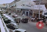 Image of traffic in Jakarta shopping area Jakarta Indonesia, 1964, second 10 stock footage video 65675039494